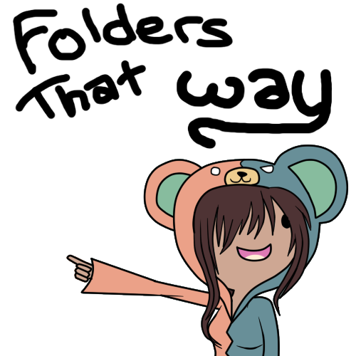 Folders by Pocku-True