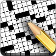 Jaku Icon - Crossword with Pencil by Yellowbox2520