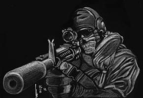 ...Silent Kill.... by twiens