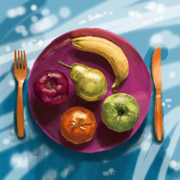 Fruits by KinKiat