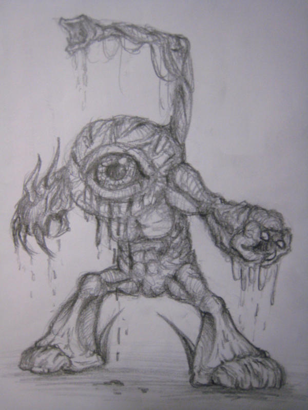 The Eye Final by KinKiat