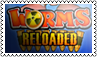 Worms reloaded stamp by black-cat16-stamps