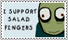 Salad fingers by black-cat16-stamps