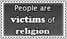 Victims of religion by black-cat16-stamps