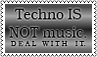 Techno by black-cat16-stamps