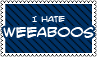 I hate weeaboos by black-cat16-stamps