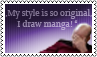 Originality stamp by black-cat16-stamps