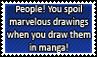 Manga II by black-cat16-stamps