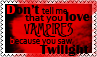 Do not tell me II by black-cat16-stamps