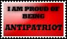 Antipatriot by black-cat16-stamps