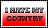 Antipatriot II by black-cat16-stamps