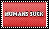 Humans suck