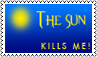 The sun by black-cat16-stamps