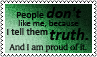 Truth by black-cat16-stamps