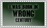 Wrong century by black-cat16-stamps