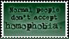 Homophobia 3