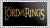 LOTR by black-cat16-stamps