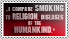 Smoking and religion by black-cat16-stamps