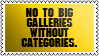 Big galleries by black-cat16-stamps