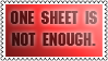 One sheet is not enough by black-cat16-stamps