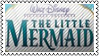 The little mermaid by black-cat16-stamps