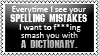 Spelling mistakes by black-cat16-stamps