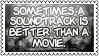 OST and movie by black-cat16-stamps