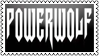 Powerwolf by black-cat16-stamps