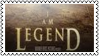 I am legend by black-cat16-stamps