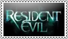 Resident Evil by black-cat16-stamps