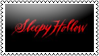 Sleepy Hollow by black-cat16-stamps