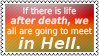Life after death by black-cat16-stamps