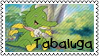 Tabaluga by black-cat16-stamps