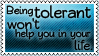 Tolerance by black-cat16-stamps
