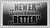 Newer and better by black-cat16-stamps