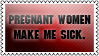 Pregnant women by black-cat16-stamps