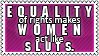 Equality by black-cat16-stamps