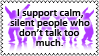 Calm people by black-cat16-stamps
