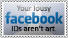 Facebook ID by black-cat16-stamps