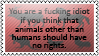 Animal rights ver.2 by black-cat16-stamps