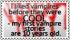 Vampires by black-cat16-stamps