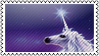 Unicorn by black-cat16-stamps