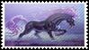 Kelpie by black-cat16-stamps