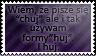 Huj vs chuj by black-cat16-stamps