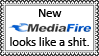 Mediafire now by black-cat16-stamps