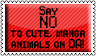Cute animals by black-cat16-stamps
