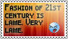 Fashion of 21st century by black-cat16-stamps