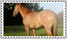 Horse colours: reddish lightbrown by black-cat16-stamps