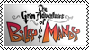 Lame cartoons: 3. The Grim Adventures of... by black-cat16-stamps