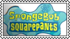 Lame cartoons: 5. Spongebob by black-cat16-stamps